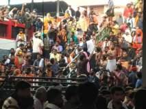 सबरीमाला मंदिरामध्ये 52 वर्षांच्या महिलेला रोखले; पत्रकाराला मारहाण
