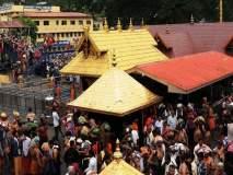 पतीचे घराला कुलूप; कनकदुर्गा निवारागृहात, अय्यप्पा मंदिरात गेल्याचा परिणाम