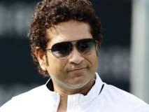 सचिन तेंडुलकरने 'या' कट्टर क्रिकेट फॅनसोबत पाहिली IPL फायनल