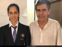 India at Commonwealth Games 2018: सामना खेळण्यापूर्वीच सायना हताश