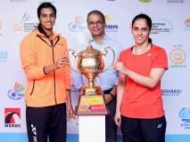 82 वी सिनियर नॅशनल बॅडमिंटन स्पर्धा- सिंधू, सायना, श्रीकांत उपांत्य फेरीत