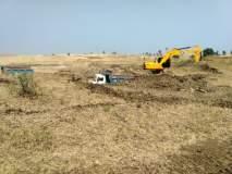 भुसावळ तालुक्यातील साकरी पाझर तलावातील गौणखनिज प्रकरणांची जिल्हा परिषदेकडून चौकशी सुरू