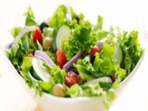 थंडीमध्ये सलाड खाणं ठरतं फायदेशीर; 'या' भाज्यांचा आवर्जुन करा समावेश!