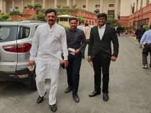 Maratha reservation: पांडुरंग पावला! स्थगिती नाहीच!! - संभाजीराजे