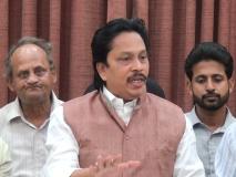 सिंधुदुर्ग : नीतेश राणे माझ्यामुळे आमदार झाले, संदेश पारकर यांचा गौप्यस्फोट