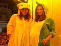 सानिया मिर्झाच्या 'बेबी शॉवर'चे खास फोटो पाहिलेत का?