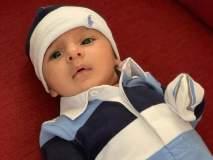 सानिया मिर्झाने शेअर केले इझानचे आणखी फोटो