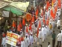 Ashadhi Ekadashi Special: संत गजानन महाराज यांची पालखी शनिवारी शिरपुरात