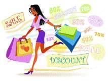बाजारात आॅफर्सचा भडिमार, खरेदीसाठी ग्राहकांची झुंबड, ३० ते ७० टक्क्यांची सूट