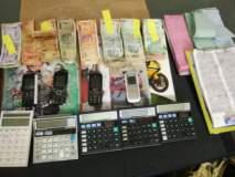 नागपुरातील एमआयडीसीतील मटका अड्ड्यावर छापा : २२ जुगारी पकडले