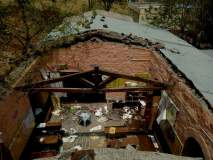 अहमदनगर जिल्ह्याला अवकाळीचा तडाखा : शाळांचे पत्रे उडाले, आंब्याचे नुकसान, साखर भिजली