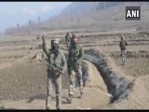 जम्मू-काश्मीरमध्ये चकमकीत दोन दहशतवाद्यांचा जवानांनी केला खात्मा