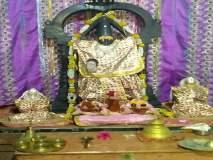 सेनगाव येथील बालाजी मंदिरात भरदिवसा चोरी