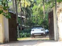 शाहरुख खानचे वास्तव्य राहिलेल्या थळ गावांतील देजा व्ही फार्म कंपनीचा बंगला बेकायदा