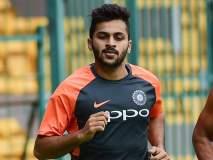 India vs England : शार्दुल ठाकूरला भारतीय संघात संधी