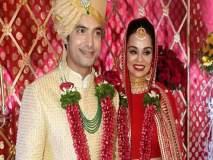 Congratulations: दिव्यांका त्रिपाठीचा एक्स बॉयफ्रेंड शरद मल्होत्रा अडकला लग्नबंधनात, दोनदा मोडले होते लग्न