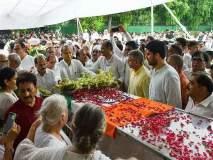 दिल्लीच्या माजी मुख्यमंत्री शीला दीक्षित अनंतात विलीन