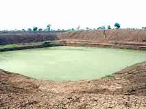 जलयुक्तनंतरमागेल त्याला शेततळे योजनेत सोलापूर जिल्हा अव्वल
