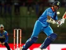 धवनचा धमाका; भारताचे श्रीलंकेपुढे 175 धावांचे आव्हान