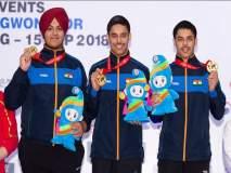 भारताचा दुहेरी 'सुवर्ण'वेध; 27 पदकांसह तिसऱ्या स्थानावर