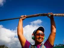आॅलिम्पिक पदक पटकावून 'खेलरत्न' मिळविणार, डबल ट्रॅप नेमबाज श्रेयसी सिंग हिचे लक्ष्य