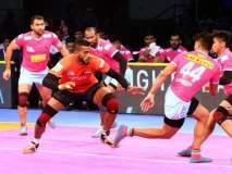 Pro Kabaddi League 2018 :मराठमोळ्या सिद्धार्थ देसाईने रचला इतिहास