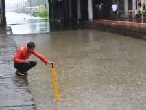 ''मुंबईत कोसळधार''; अनेक ठिकाणी रस्त्यांना नदीचे स्वरुप, लोकांचे हाल