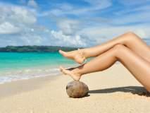 प्रखर उन्हातही पायांचं सौंदर्य वाढवायचंय?; 'हे' उपाय करा ट्राय