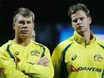 ICC World Cup 2019: 'या' जोडीनं स्मिथ, वॉर्नरला 'अस्सं' डिवचलं की अख्खं स्टेडियम पाहत राहिलं!