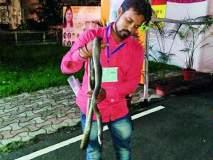 रामगिरीवर तीन तर मुंडेंच्या बंगल्यात दोन वेळा निघाले साप