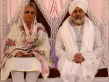 संत निरंकारी मिशनच्या माता सरविंदर कालवश, सदगुरुपदी सुदीक्षा महाराज
