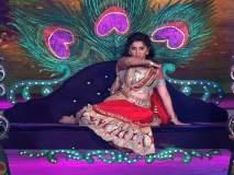 अभिनेत्री सोनाली कुलकर्णीच्या काही निवडक नृत्यमुद्रा