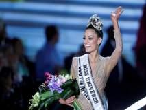 मिस युनिव्हर्सचा किताब दक्षिण आफ्रिकेकडे, डेमी नेल पीटर्स ठरली विजेती