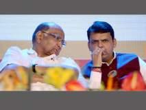 Maratha Kranti Morcha : तर मराठा समाजाला आरक्षण मिळेल, पवारांनी दाखवला फडणवीसांना मार्ग