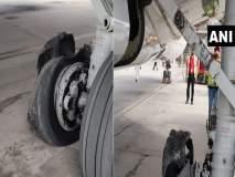 SpiceJet विमानाचे इमर्जन्सी लँडिंग, टायर फुटला, सर्व प्रवासी सुरक्षित