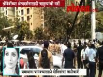 Sridevi Funeral : श्रीदेवींच्या अंत्यदर्शनासाठी चाहत्यांची गर्दी, जमावाला पांगवण्यासाठी पोलिसांचा लाठीचार्ज