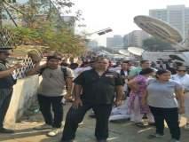 Sridevi Funeral- उत्तर प्रदेशातून आलेला श्रीदेवींचा दिव्यांग चाहता