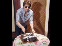 बॉलिवूड अभिनेता शाहरुख खानचा 52 वा वाढदिवस