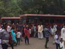 Ganpati Festival रत्नागिरी : मुंबई प्रवासासाठी१ हजार ३६६ जादा गाड्यांचे आरक्षण - भाविकांचा परतीचा प्रवास सुरु