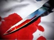 करवंड येथे शेतीच्या वादातून सख्या भावाने चाकूने भोसकले, गुन्हा दाखल
