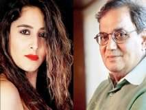#MeToo : सुभाष घईंच्या विरोधात केलेली तक्रार केट शर्माने घेतली मागे