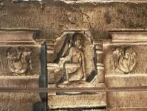 विलक्षण स्थापत्य...चारठाणातील देवीचे मंदिर