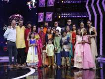 छोट्या सुरवीरांना मिळाली 'एकदम कडक' दाद, 'आणि...डॉ. काशिनाथ घाणेकर'च्या टीमकडून