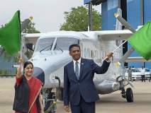 भारताने सेशल्सला दिले डॉर्नियर विमान, हिंदी महासागरात भारताचे महत्त्व वाढणार