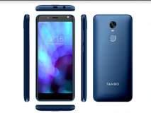 टंबो मोबाईल्सचे भारतात पदार्पण