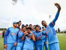 U-19 World Cup 2018 : 'हे' आहेत भारताच्या पाकवरील विजयाचे शिल्पकार