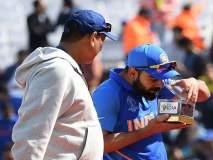 ICC World Cup 2019, IND vs AUS : मिट्टी की खुशबू; भारतीय संघाला भेट म्हणून दिली 'माती', जाणून घ्या कारण!