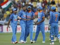 India vs New Zealand T20 : भारतीय संघाला पाकच्या 'वर्ल्ड रेकॉर्ड'शी बरोबरी करण्याची संधी