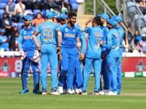 ICC World Cup 2019 : दक्षिण आफ्रिकेचा सामना करण्यासाठी भारताचा कसून सराव
