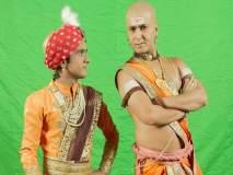 'तेनाली रामा'मध्ये रामा घेणार स्वत:च्या क्षमतेची परीक्षा